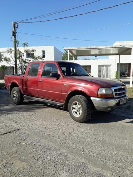 Ford Ranger 2.5 Xlt I Dc 4x2 1999