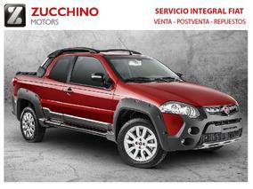 Fiat Strada 1.6 Adventure | Zucchino Motors