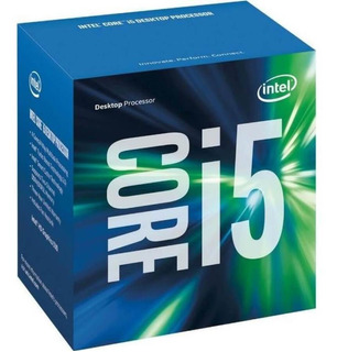 Procesador Intel Core I5 7400 3.0 Ghz - Signetic
