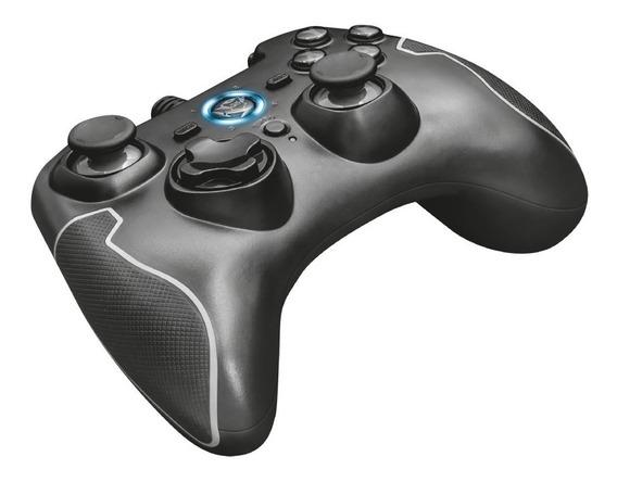Joystick Gamepad Pc Trust Gxt560 12 Botones Diginet