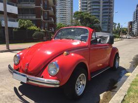 Volkswagen Fusca Descapotable (cabriolet)