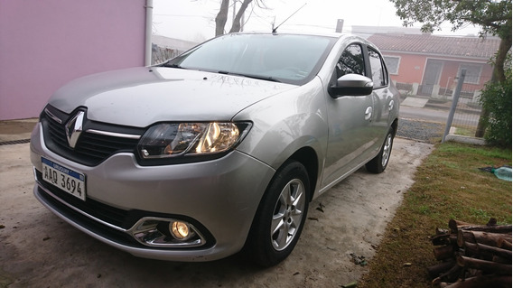 Renault Logan Privilege Impecable! (el Más Full)
