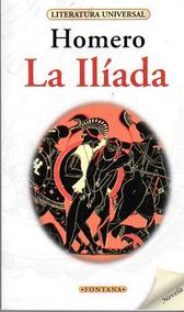 Libro: La Ilíada - Homero (luis Segalá Y Estalella)