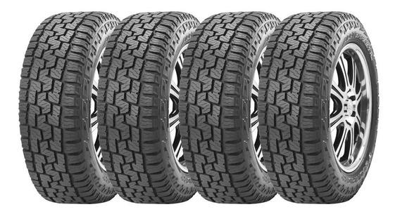 Juego 4 Cubiertas Pirelli 265/65 R17 Scorpion A/t +
