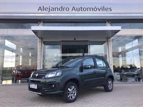 Fiat Uno 1.4 Way Lx 2017 Igual A 0km Alejandro Automoviles