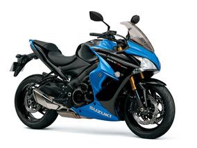 Suzuki Gsx-s1000fa Abs Control De Traccion + Caño Akrapovic