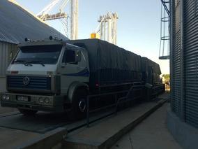 Empresa De Transporte, Vende Por Cambio De Rubro, Camión Vw