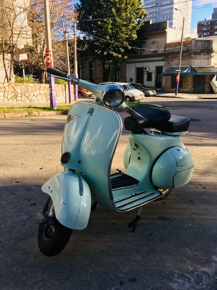 Vespa 150 - Año 1962 Verde Agua Pastel