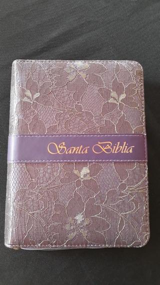 Biblia Para Mujer Con Cierre
