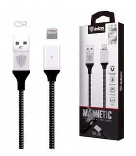 Cable Cargador Magnético iPhone Inkax 2.1a Dcshop