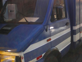 Iveco 3510 Furgão Carroceria Aberta Motorhome Food Truck