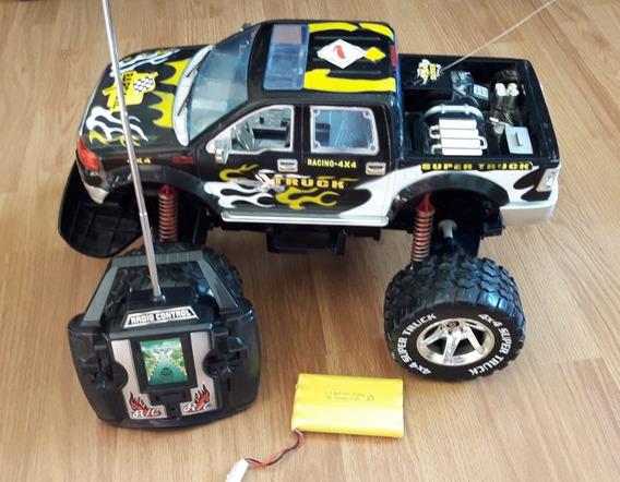 Camioneta 4x4 Control Remoto