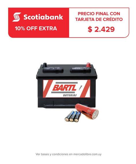 Baterias Autos Bartl 110 Amp D Garantía 12 Meses