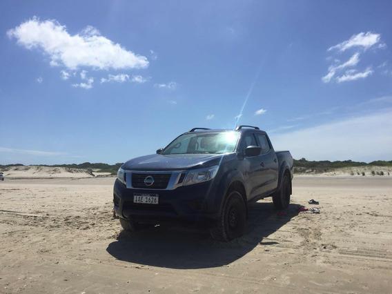 Nissan Frontier 4.0 Pro-4x V6 4x2 Mt 2016