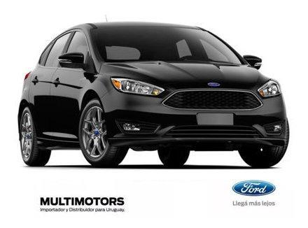 Ford Focus 2.0 S - Partida Limitada - U$s29.990 - Entrega Ya