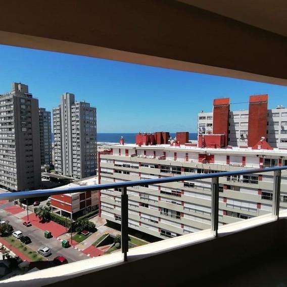 Alquiler Anual De 1 Dormitorio En Punta Del Este-ref:1487