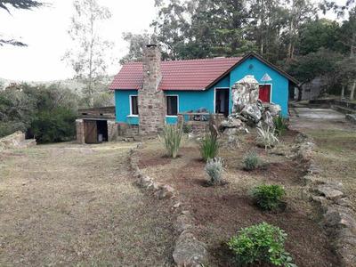Se Alquila Casa En Villa Serrana. Ideal Para Descansar!!!!!