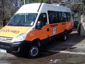 Iveco Daily 3.0 City Bus 50c16 155cv 3950 19+1
