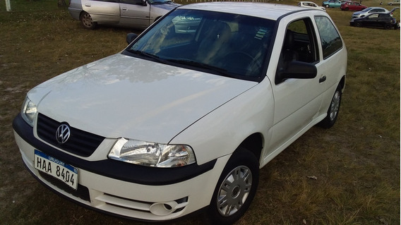 Volkswagen Gol 1.0 Inmaculado!