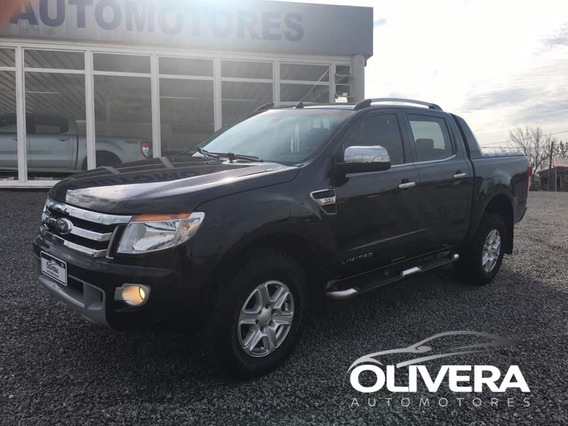 Ford Ranger 3.2 4x4 Limited At