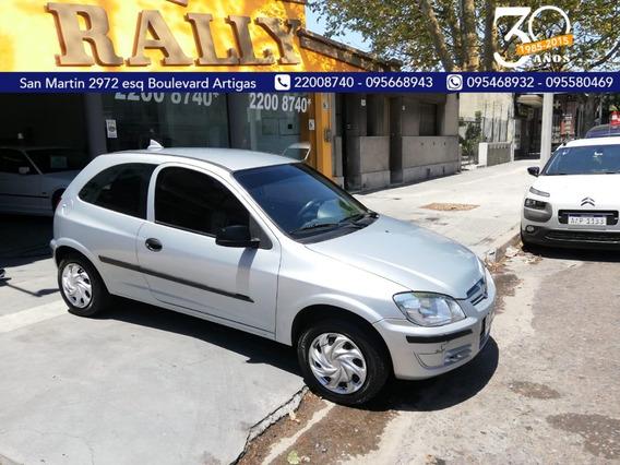 Chevrolet Celta 1.4 A/a D/h Entrega U$s4000 Saldo Sola Firma