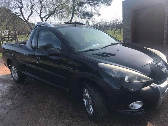Peugeot 207 Hoggar Escapade Full