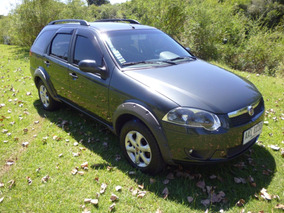 Fiat Palio 1.4 Weekend Trekking. Año 2014, 71.890 Kms. U/d.