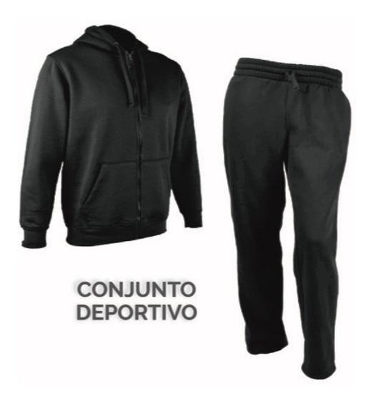 Conjunto Combo Deportivo Pantalón + Canguro - Mundo Trabajo