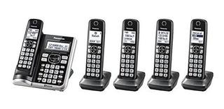 Panasonic Kxtgf575s Link2cell Bluetoothcordless Phone Con As