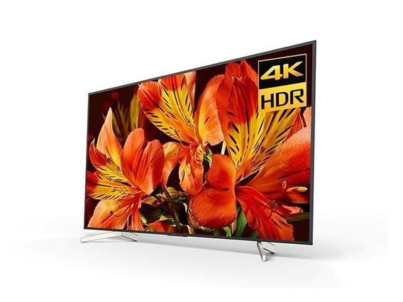 Smart Tv Led Sony 65 Hdr 4k Android Ultra Hd Xbr 65x856f Pcm