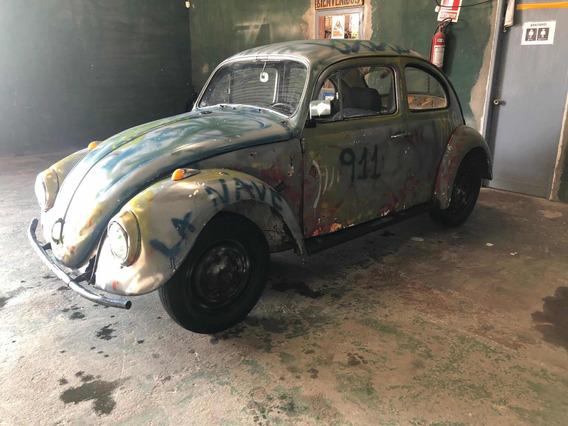 Volkswagen Fusca O Escarabajo 1200 Aleman