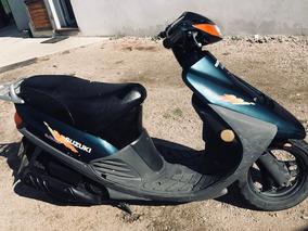 Moto Scooter Suzuki Sj50