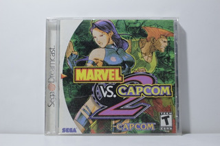 Marvel Vs Capcom 2 - Juego Original - Sega Dreamcast