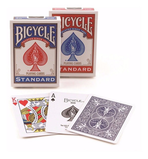 Mazo Bicycle Profesional Poker O Magia