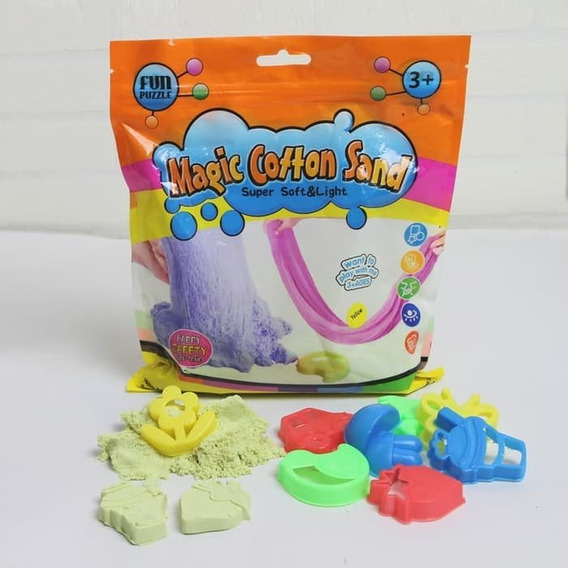 Magic Cotton Sand C/accesorios