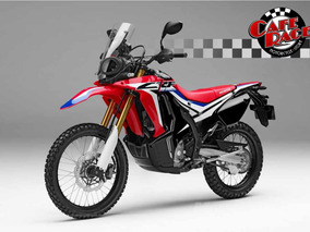Honda Crf 250 Rally | 0km Cross Calle Viajes | Financiada