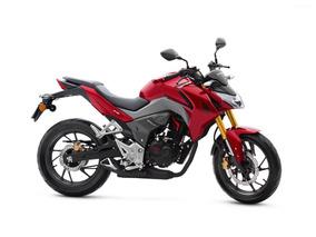 Honda Cb190 Rojo 2018 0km Avant Motos