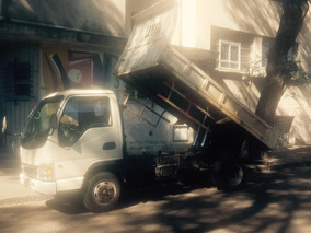 Camion Jac 3030 Con Volcadora Descuenta Iva