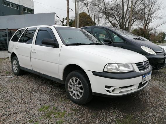 Volkswagen Parati 1.9 Sd 2005 - Cuota Fija Pesos - Aerocar