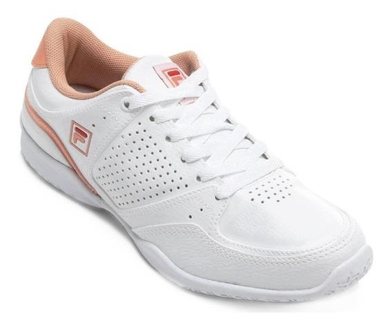 Calzado Fila Slice Champión Tenis Training De Dama