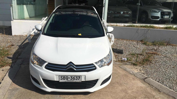 Citroën C4 1.6 Exclusive 6at Thp 163cv Am16 2013