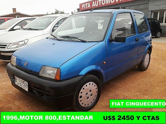 Vendo Financio Fiat Cinquecento 1997