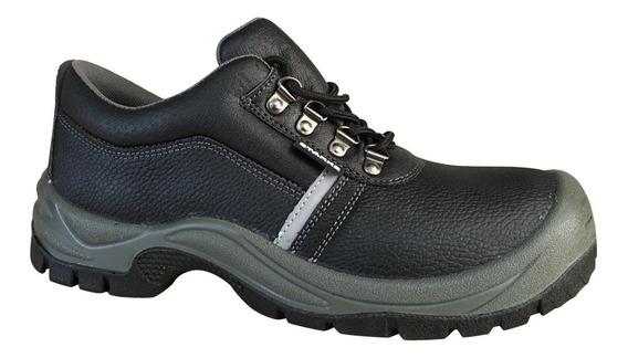 Zapato Cuero De Seguridad Y Trabajo