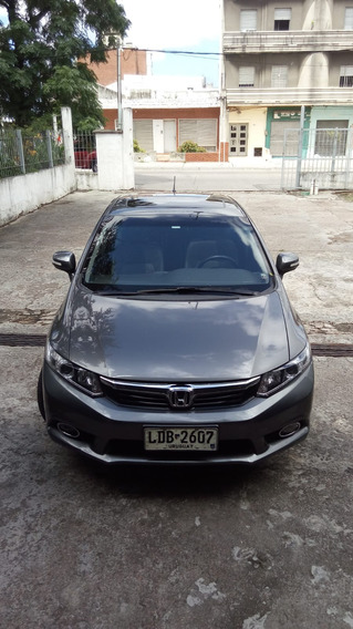 Honda Civic Exs 2014 Automatico
