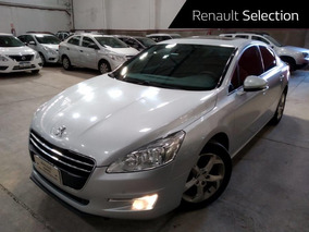 Peugeot 508 Active 1.6 At Secuencial 2012