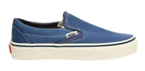 Championes Vans Slip-on Navy - Inbox Store