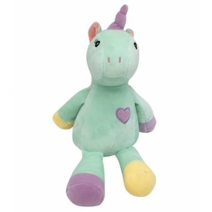 Peluche Unicornio Con Corazón