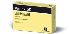 Vimax 50 Mg 4 Comp