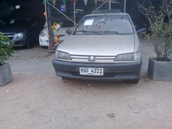 Peugeot 306 Xn 1.4 1997 U$s 3.000 Y 36 Cuotas