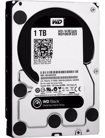Disco Duro Hdd 3.5 Wd Black R2 1tb Sata3 7200 Rpm